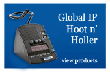Speakerbus Global IP Hoot n' Holler